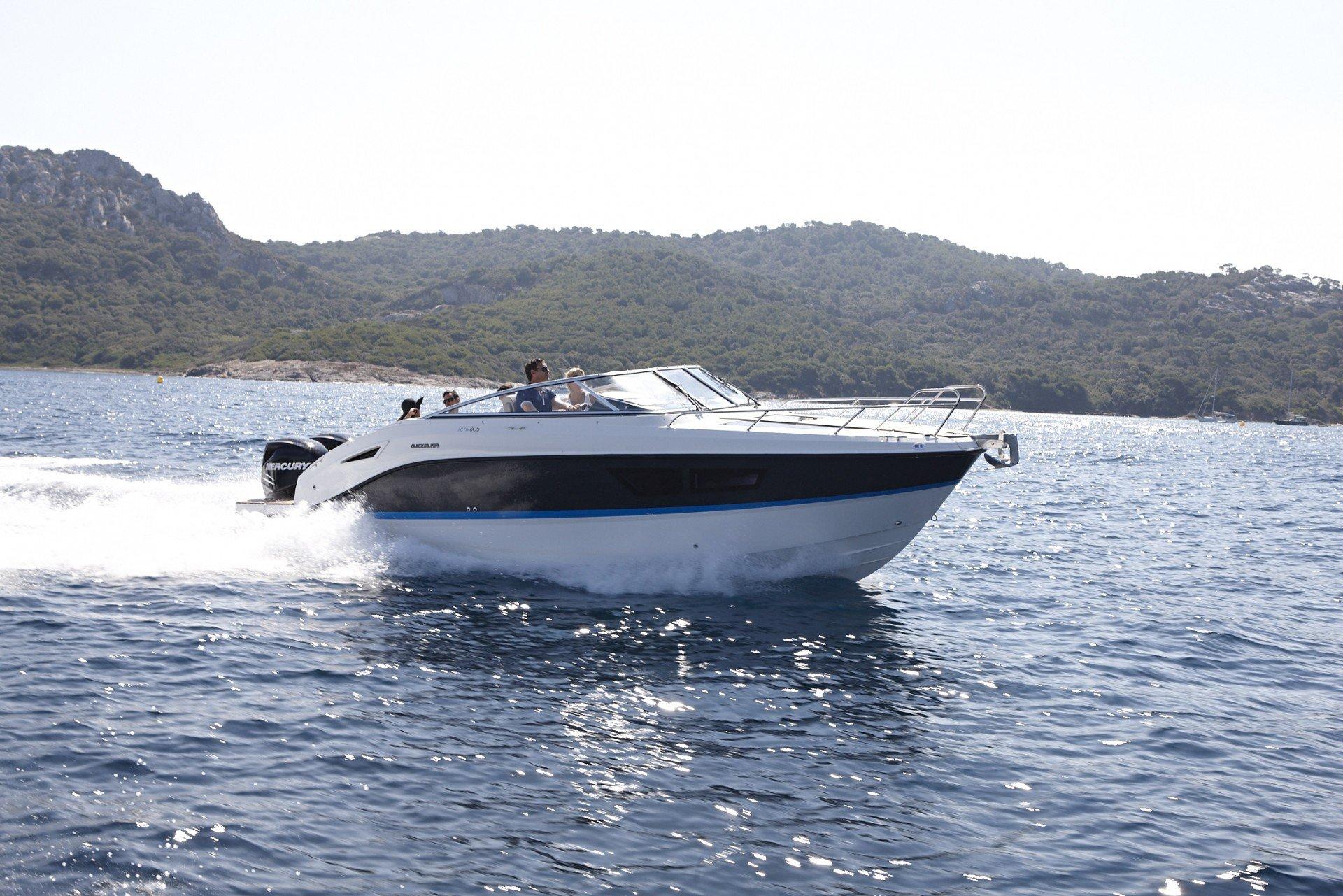 QS Activ 805 Cruiser