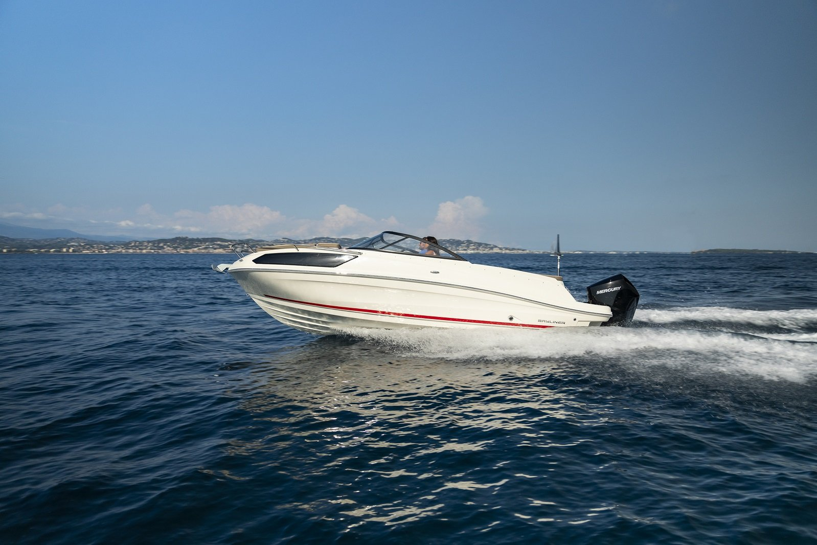 Bayliner VR6 Cuddy OB