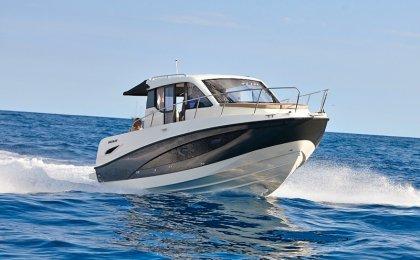 Posezóny výpredaj Quicksilver lodí - 2020