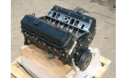 Nový Longblock 8,2L a 496 Mag MPI